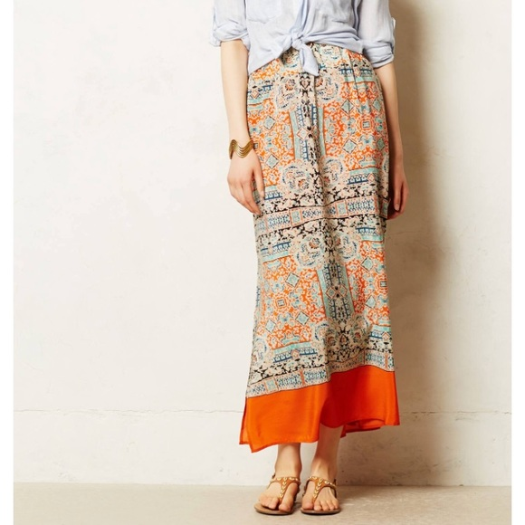 Anthropologie Dresses & Skirts - SALE 🎉Vanessa Virginia skirt from Anthropologie